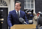 David Cameron makes a statement on the rioting and looting