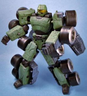 OptiMaster Chief Prime (Nerdgasm)