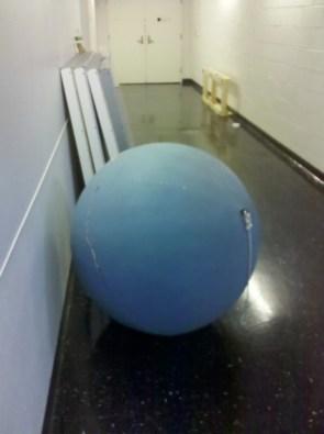 The Crack of Uranus