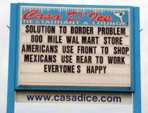 Border Solution