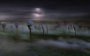 Gibson graveyard