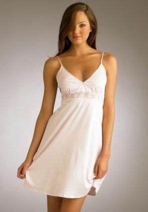 modeling dresses