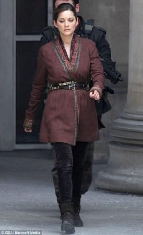 Talia al Ghul (?)