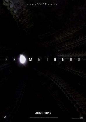 Prometheus Teaser Poster (?)