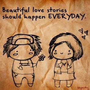 Beautiful love stories