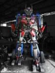Steampunk Optimus