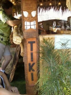 Tiki at the OC Fair