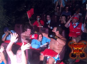 Epic roller coaster pic