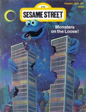 Cookie Monster a terrorist?