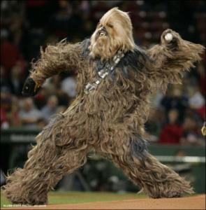 Chewbacca Pitching