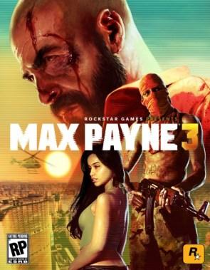 Max Payne 3 boxart debut