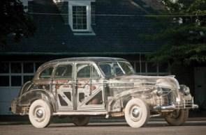 1939 Pontiac Plexiglass Deluxe