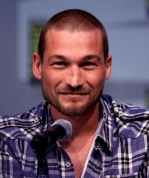 Andy Whitfield 17 July 1972 – 11 September 2011