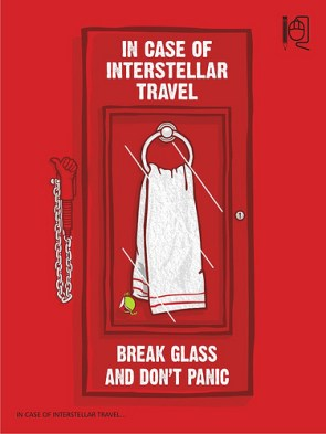 in case of interstellar stravel