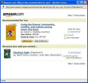 Amazon, what-? NO!