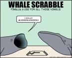 Whale Scrabble