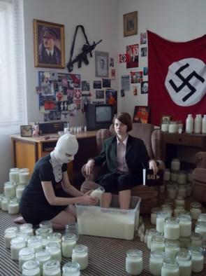 Nazi Milk Disturbance