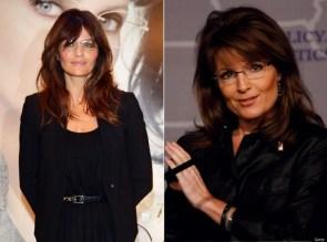 Helena Christensen & Sarah Palin, WFT?