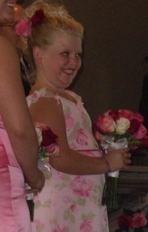 The creepiest Bridesmaid