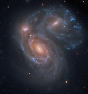 3 way galaxy orgy