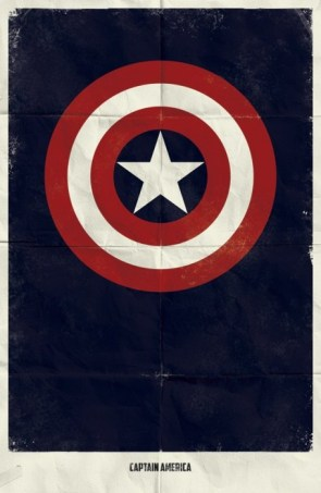 """Minimalist"" Posters For The Avengers!"