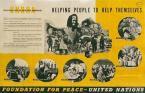 UNRRA Propaganda Poster