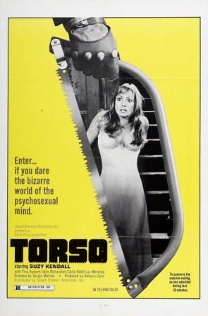 TORSO – The movie