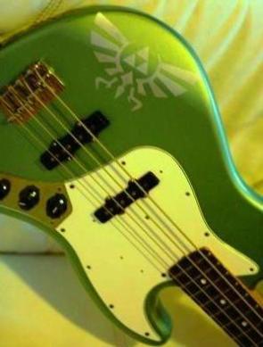 2004 MIM Jazz Bass