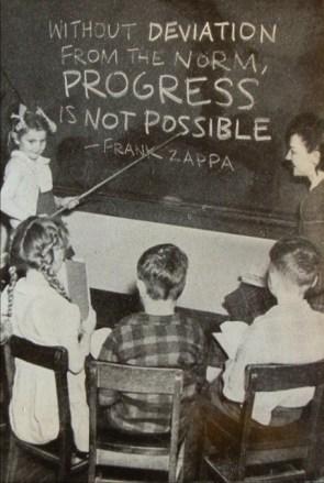 Zappa Progress