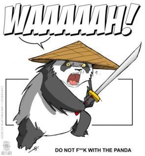 Honourless Panda