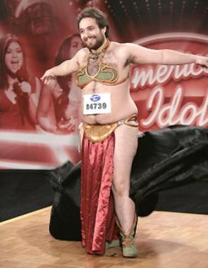 NSFW – American Idol Leia