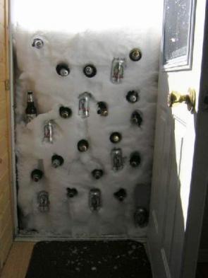 DIY Fridge