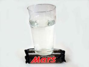 Scientific Wonder. Water found on Mars