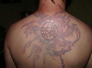 cthulhu/lovecraft tattoo