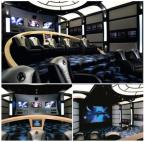 Star Trek Enterprise Bridge Home Theater