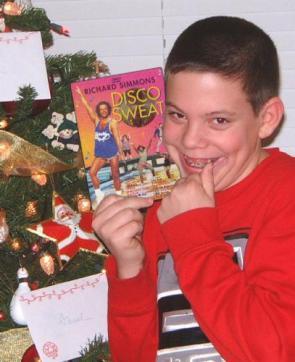 Richard Simmons DVD Gift
