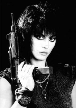 Don't make Joan Jett angry,
