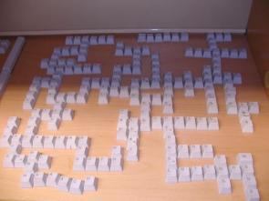 Nerd Scrabble