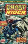 Ghost Rider vs Jaws