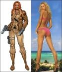 GI Joe's new Cover Girl – Possibly NSFW