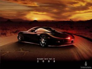 Knight Rider Movie Poster