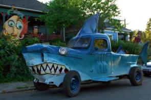 shark car wtf