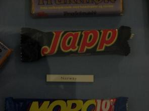 Racist Chocolate Bar?