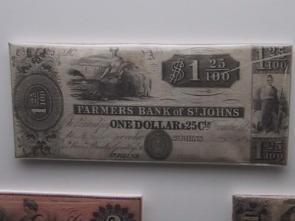 $1.25 Bill