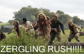 Zergling Rush! (28 Weeks Style)