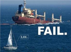 Set Sail for Fail