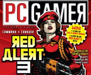 Red Alert 3 Is So, So Real