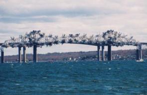 Jamestown Bridge Demolition