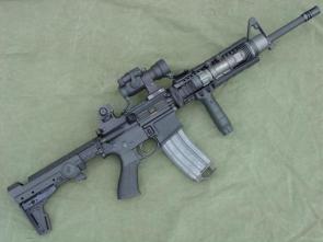 Swat M4