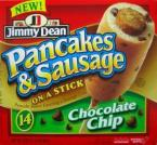 Jimmy Dean: chocolate and pork, BFF's